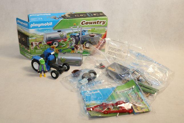 PlayMobil Country Zestaw Małego Rolnika