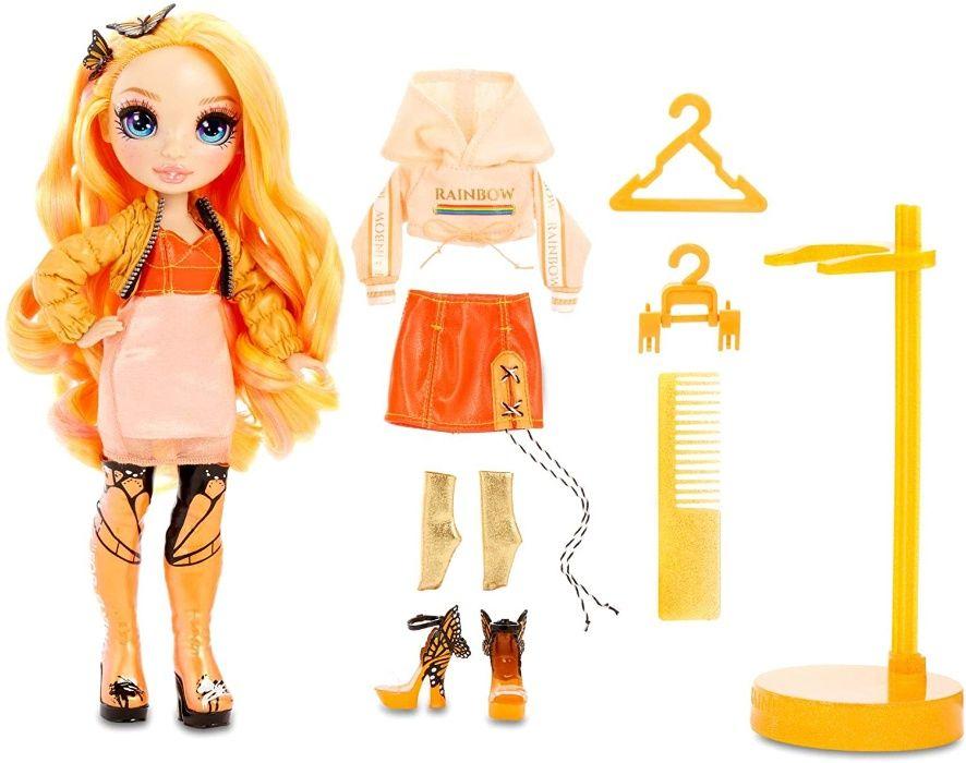 Кукла Рейнбоу Хай Поппи Роуэн Rainbow High Poppy Rowan 569640 Киев - изображение 1