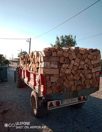 Vendo lenha de pinho seca 25€ o metro cúbico