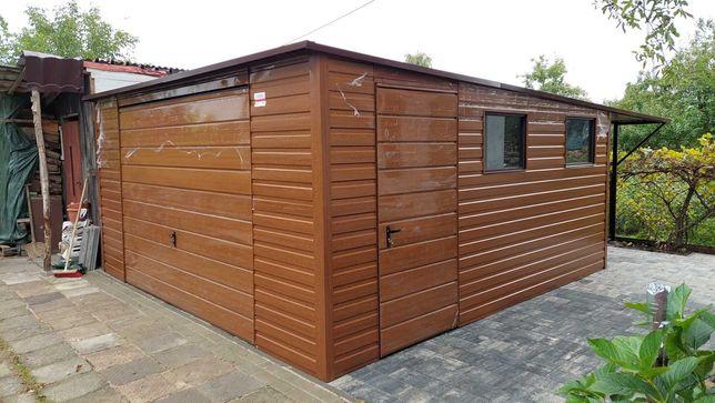 Garaż blaszany 2x3 3x3 3x5 3x6 6x5 6x6 Kutno
