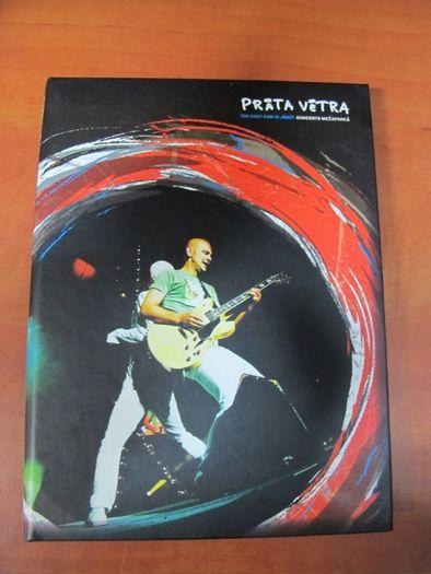 Prata Vetra Tur Kaut Kam Ir Jabut dvd autografy