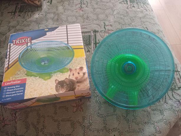 Беговой диск Trixie для хомяка