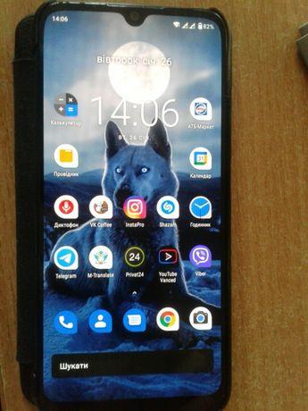 Xiaomi Mi А3 4/128 в чудовому стані + чохол-книжка
