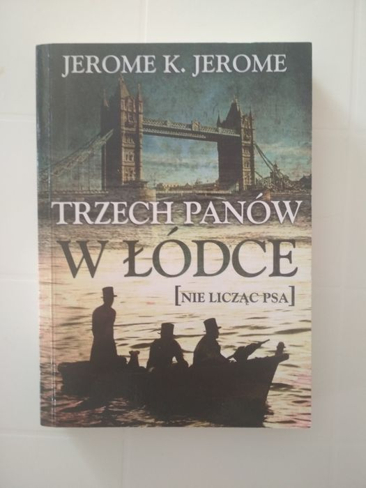 Książka Trzech panów w łódce Włocławek - image 1