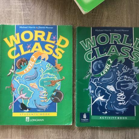 Девід Мувер, М. Гарріс - «World Class Level 2 Students Book» англ