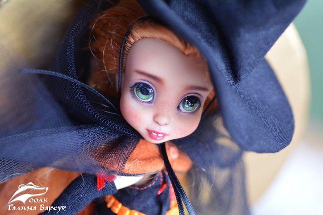 Кукла мини аниматор ООАК, Кастом, волшебница