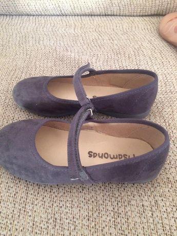 Sapatos Pisamonas cinza