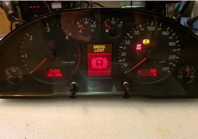 Quadrante painel instrumentos audi A4 B5 TDI com computador bordo LCD