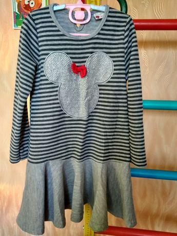 Платье для девочки 122 размер 6-7 лет