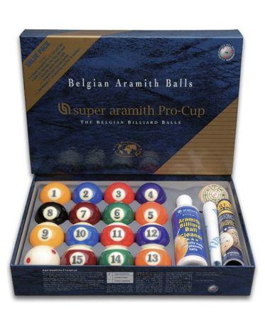 Bolas Snooker Super Aramith pro-cup