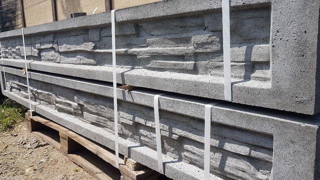 Podmurówki betonowe, łączniki betonowe, łączniki metalowe