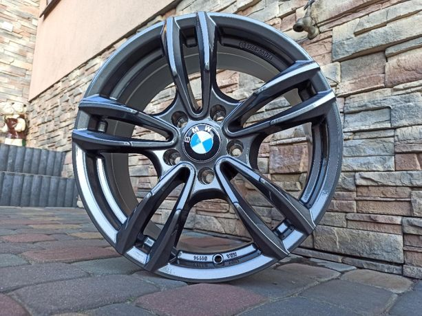 Nowe alufelgi WHEELWORLD WH29 17 5X120 BMW 1 3 5 Insignia faktura VAT
