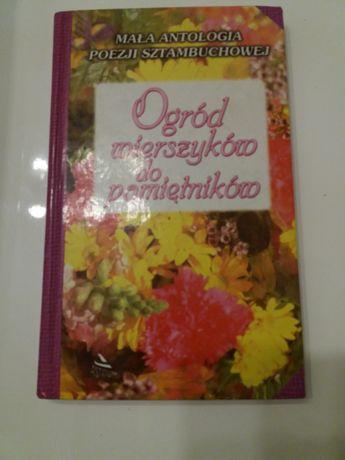 Ogród wierszyków do pamiętników