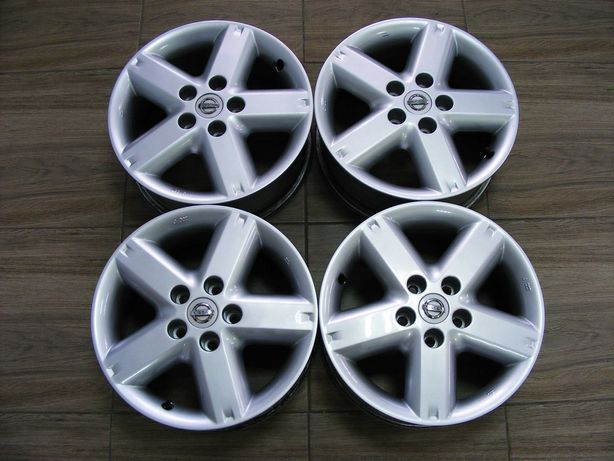 Диски R16 Nissan Leaf,X-Trail,Qashai,Rogue,Primera,Pulsar 5x114.3.