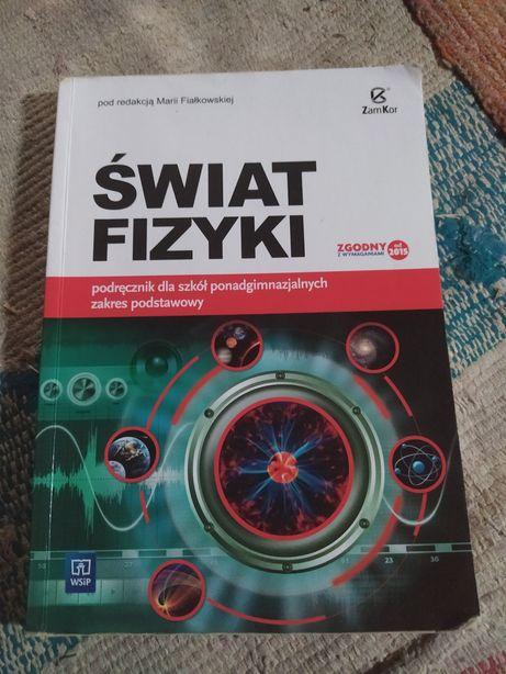 Podręcznik Świat Fizyki Szkoła ponadgimnazjalna