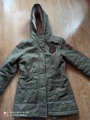 Куртка хакі для підлітка
