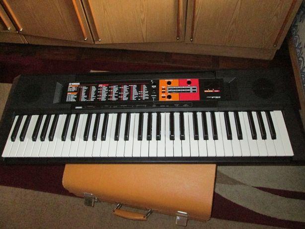 Новий корпус синтезатора Yamaha PSR-F51