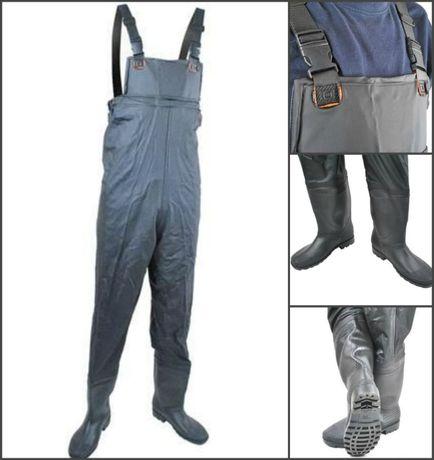 Заброди вейдерси Вейдерсы забродные штаны Рибацький костюм 41-46р НОВІ