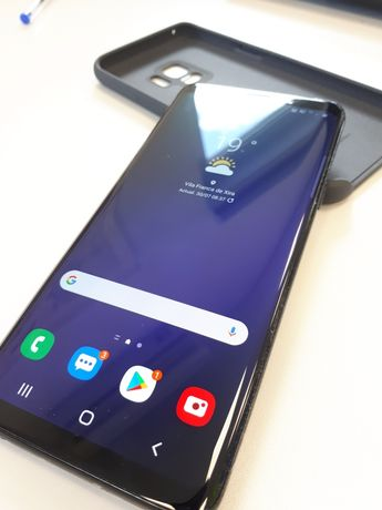 SAMSUNG Galaxy S9 (5.8'' - 4 GB - 64 GB