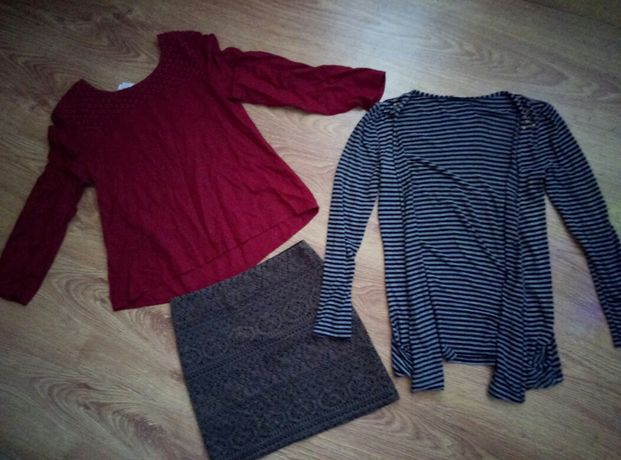 одяг у школу на ріст 134-140см