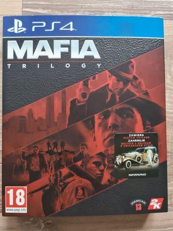 Mafia Trilogy PS4/PS5