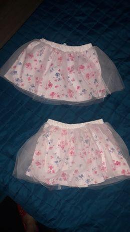 Spódniczki tiulowe