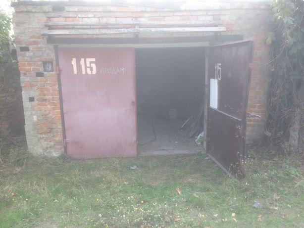 Продам гараж г.Александрия, ул.Чонгарська