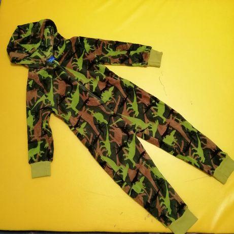 Комбинезон с динозаврами 9th Avenue пижама ромпер слип костюм кигуруми