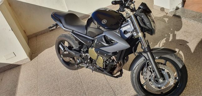 YamahaXJ600 moto usada semi nova