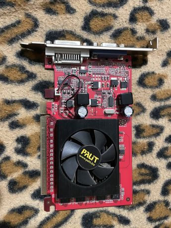 Відеокарта Palit GeForce 210 512MB, 64bit, DDR2
