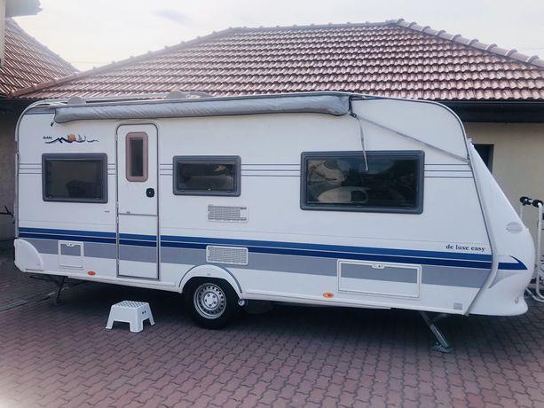 Przyczepa Hobby de luxe easy 495,mover