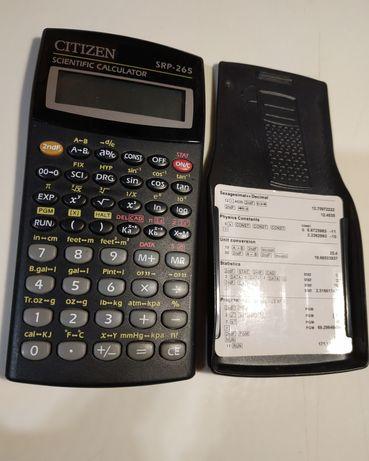 CITIZEN SRP-265, Сітізен, Ситизен, Калькулятор инженерный, научный