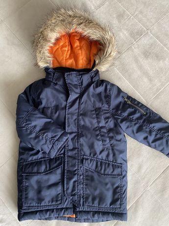 Парка, куртка демисезон H&M на 2-3 года