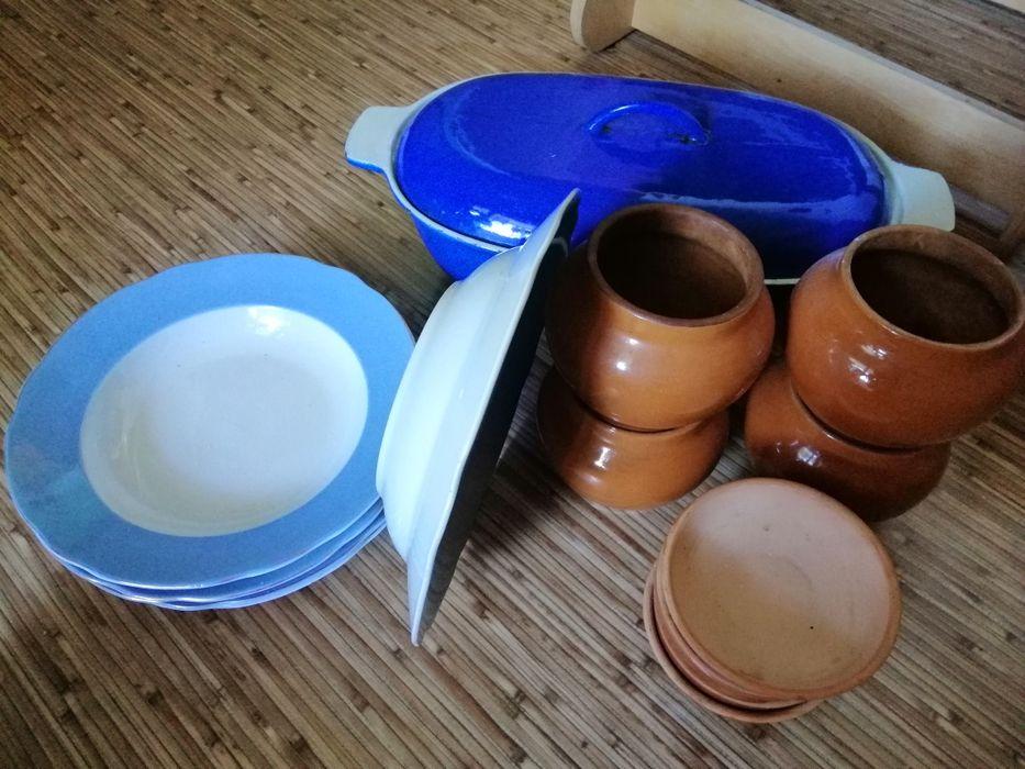 Горшочки , суповые тарелки Киев - изображение 1