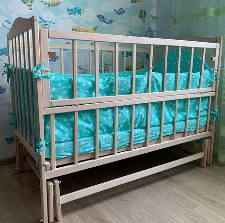 Дитяче ліжечко (люлька)