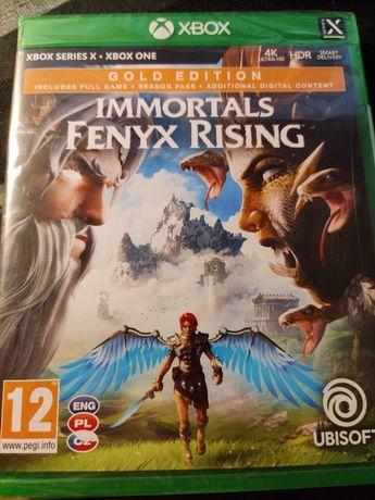 Immortals Fenix Rising Gold Xbox One