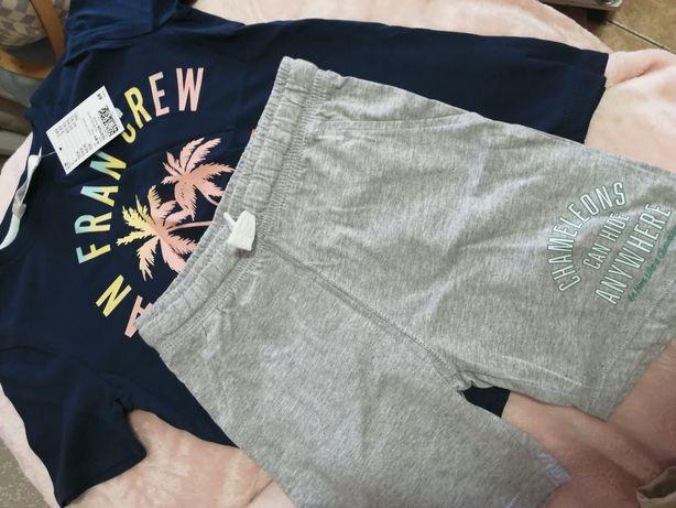 Шорты и футболка