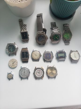 Часы ссср под запчасти или ремонт