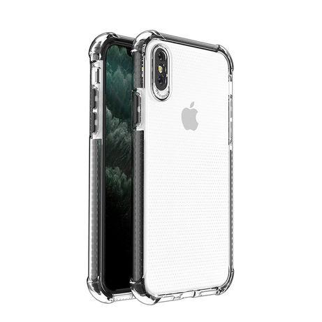 Capa Anti Shock / Rígida Lmobile Iphone X E Xs -Preto
