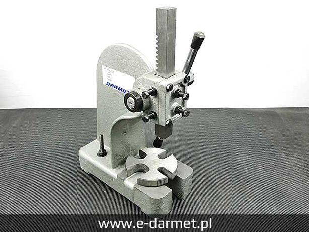 Prasa mechaniczna ręczna stołowa - 1 tona 1T Darmet