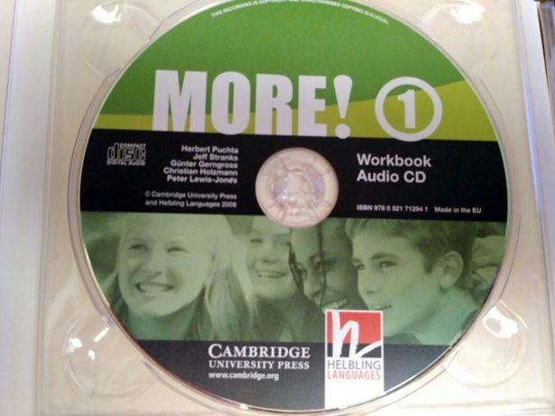 More 1 Workbook audio cd