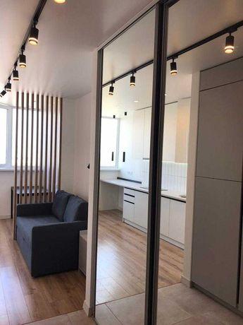 Сдам новую однокомнатную smart-квартиру в  ЖК «City Park». Вышгород.