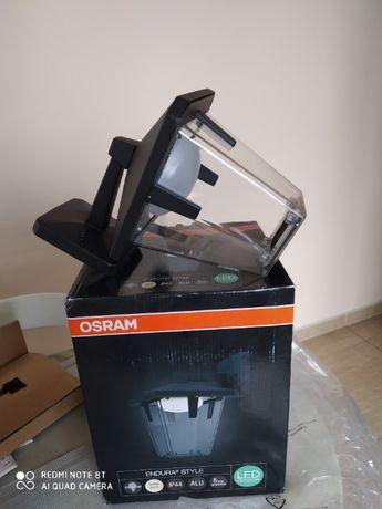 Kinkiety zewnętrzne ledowe led lampy OSRAM Endura Style 10w kinkiet