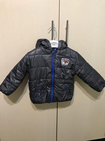 Демисезонна курточка на хлопчика