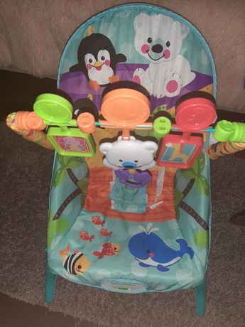 Продам детское кресло качалку