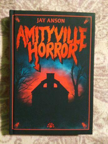 """Amityville Horror"" Jay Anson groza duchy nawiedzony dom"