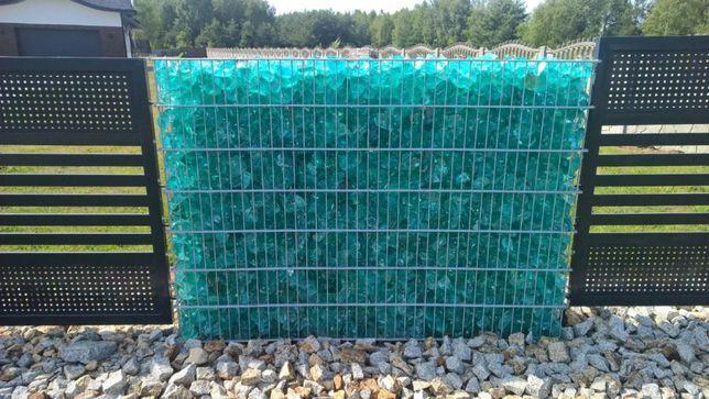 Gabion gabiony ogrodzenie gabionowe - wys. 1,0m