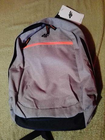 Plecak nowy firmy 4f