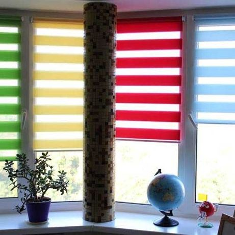 Рулонные шторы, тканевые ролеты, ролшторы