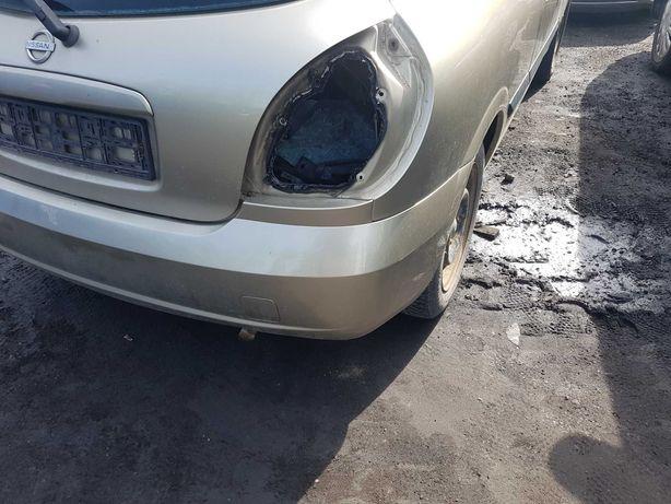 Nissan Almera N16 lift zderzak tyl